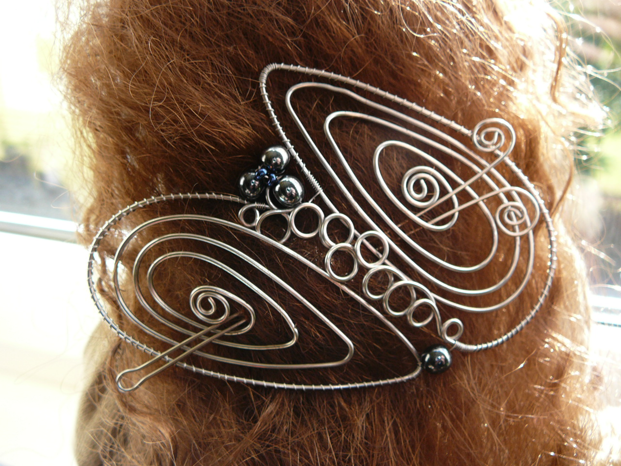 Spona do vlasů   Zboží prodejce Čertička  24330edc38