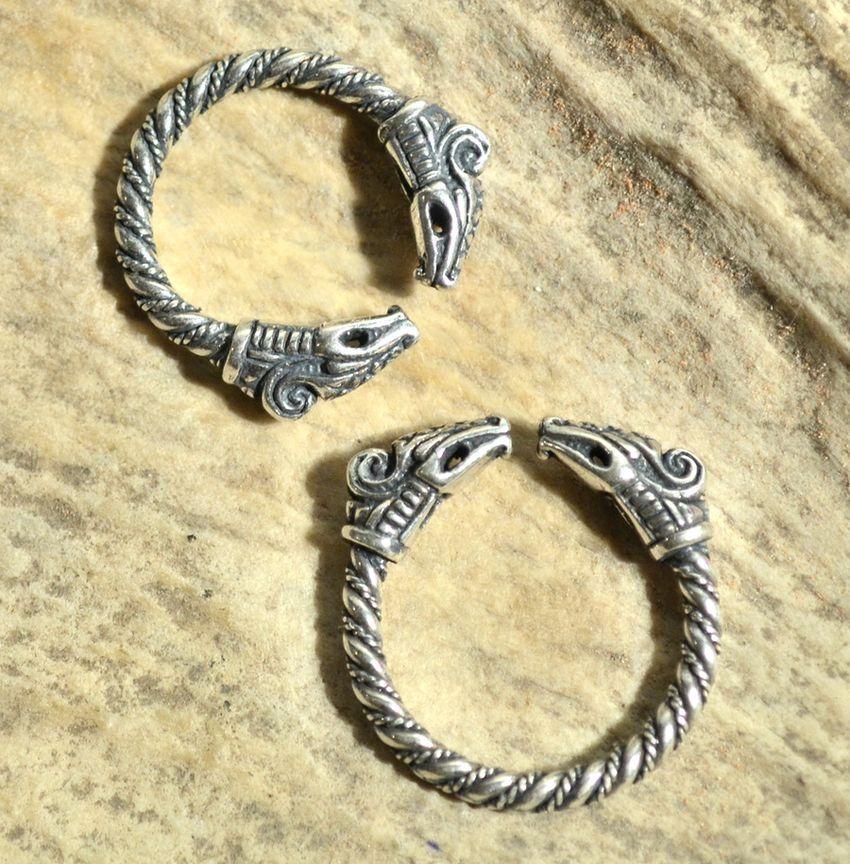 Vikingský Drak DREKI stříbrný prsten stříbro 925   Zboží prodejce ... 3d4c72e02b