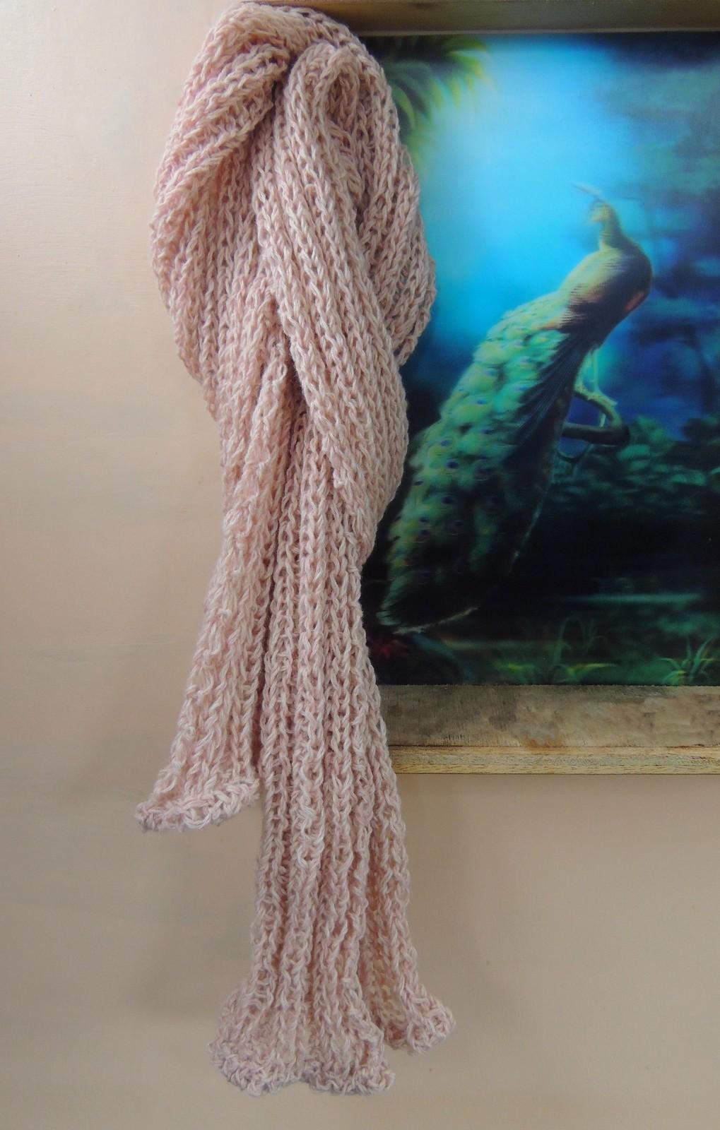 Dokonalý luxus - pletená kašmírová šála   Zboží prodejce zskncl ... ffff5c5b5e