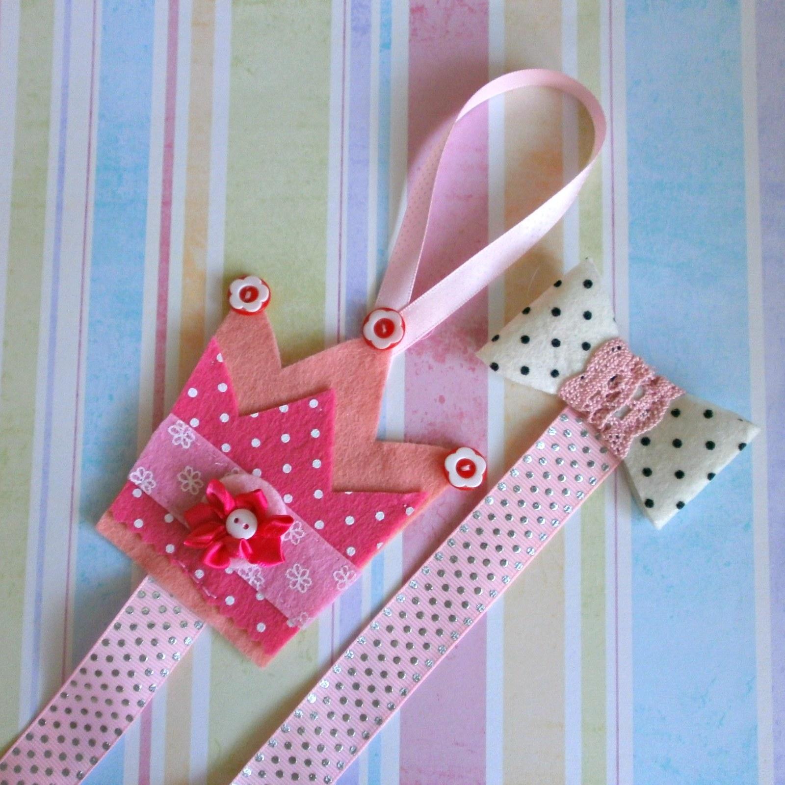 Sponkovník pro malé princezny   Zboží prodejce Luci Art decor  7f16b279a8