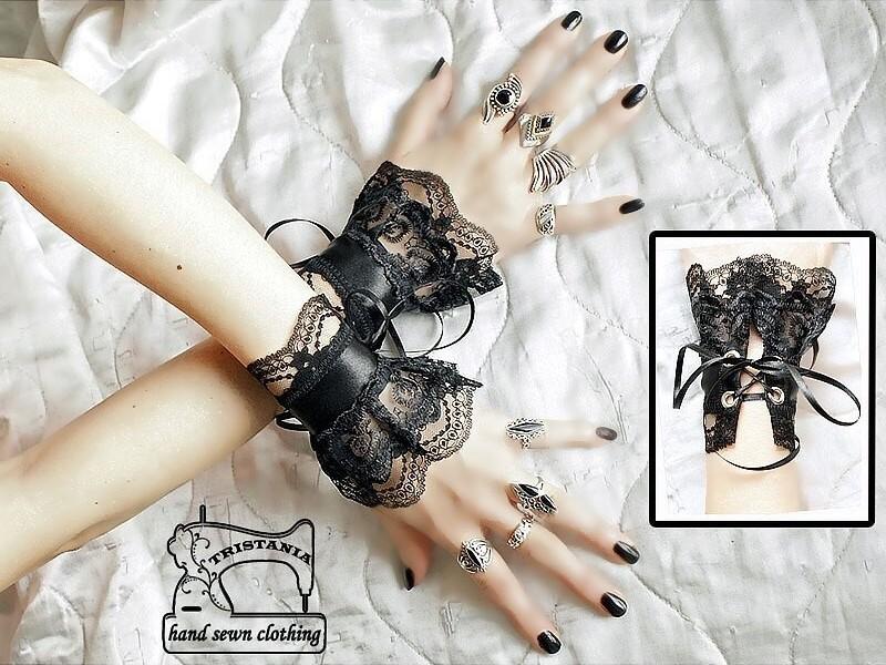 Gothic Naramek Pro Spolecenske Saty I Korzet 0790 Zbozi Prodejce