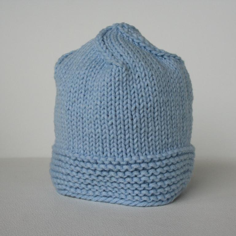 3b1e38395ee4 Pletená čepice pro miminko   Zboží prodejce sophie