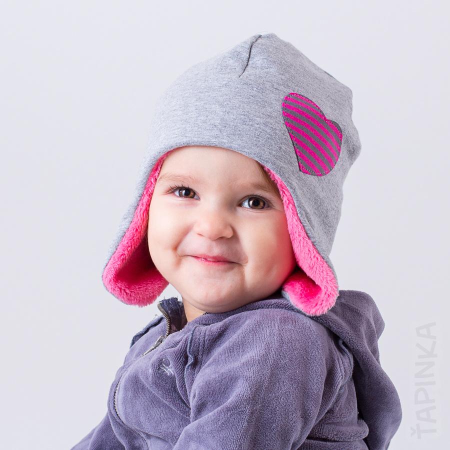 Dětská zimní čepice 1d77080da2