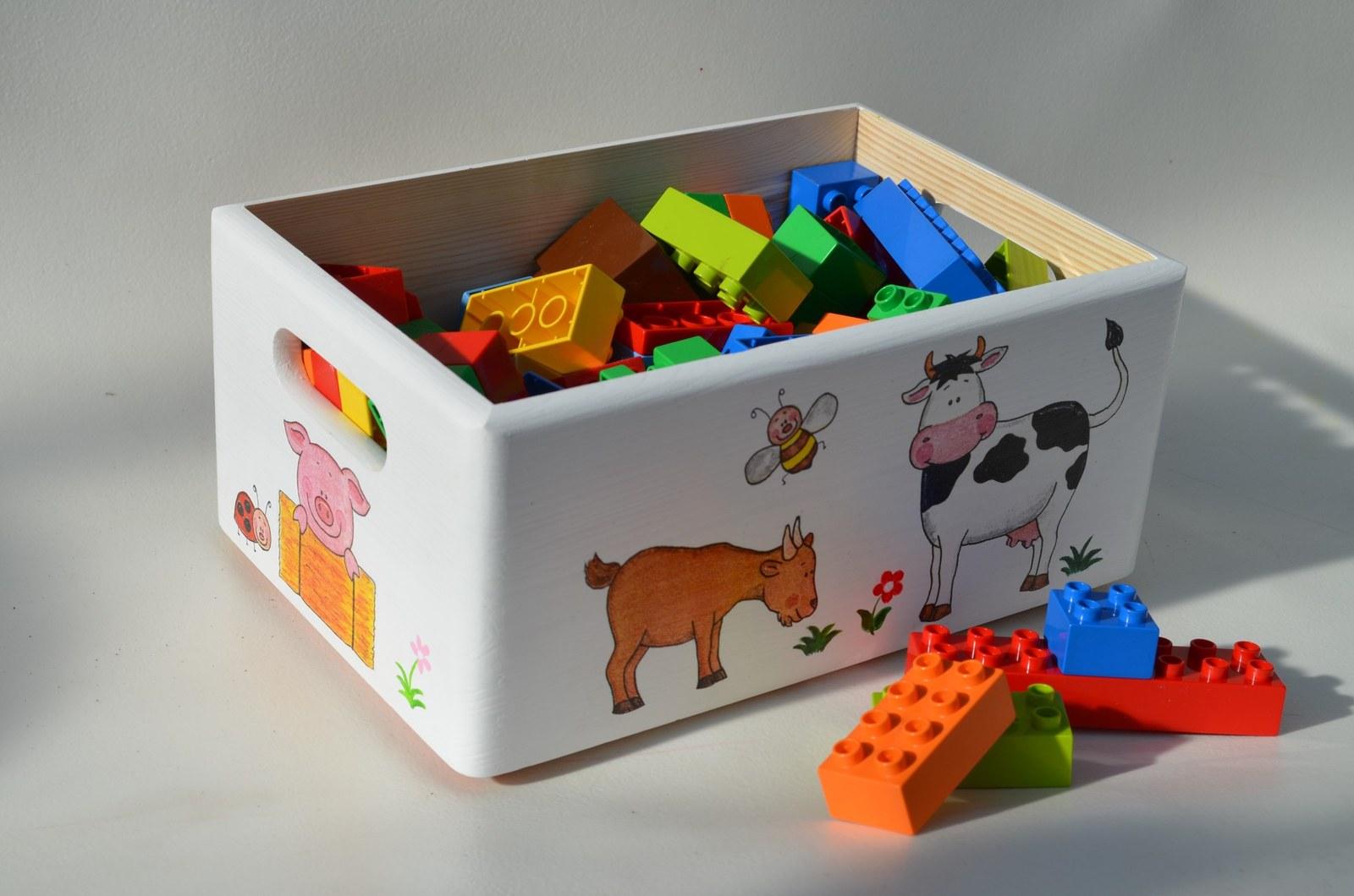 9f031b5ea Zvířátkový úložný box pro děti / Zboží prodejce dárek dětem | Fler.cz