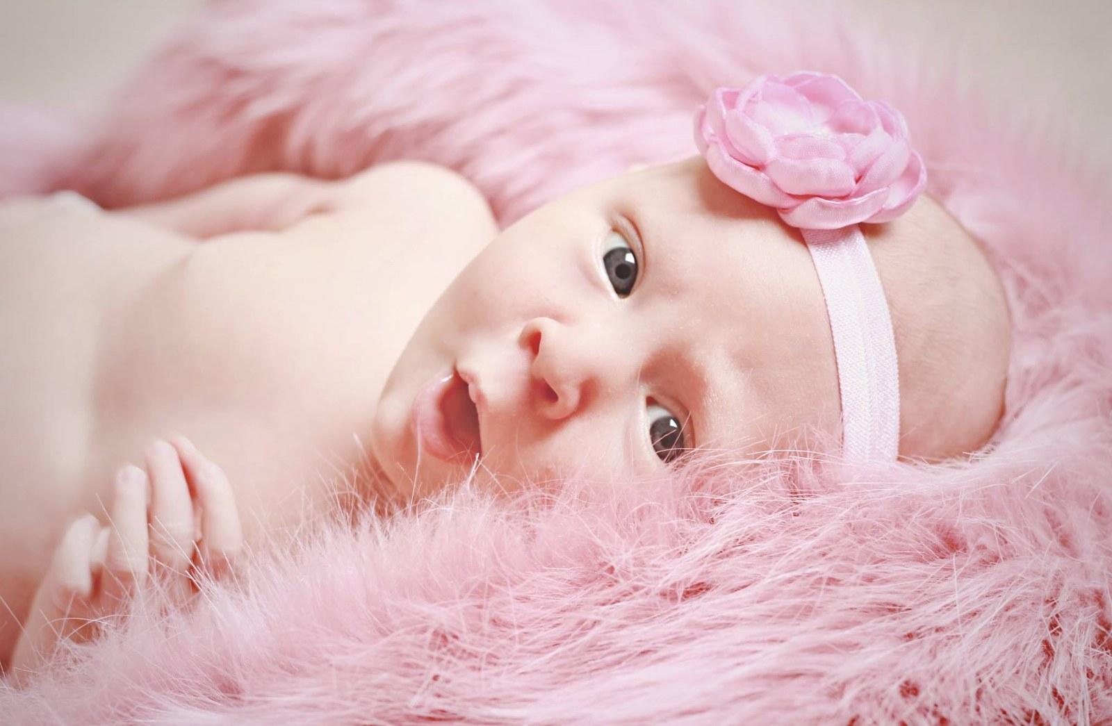Čelenka pro miminka - růžová   Zboží prodejce Holečkovic  a6dad942d0