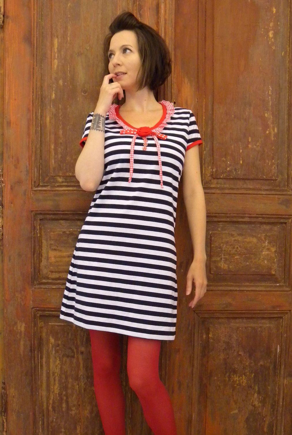 6c4f53db68b2 Rocksbilly styl šaty   Zboží prodejce La Romantica