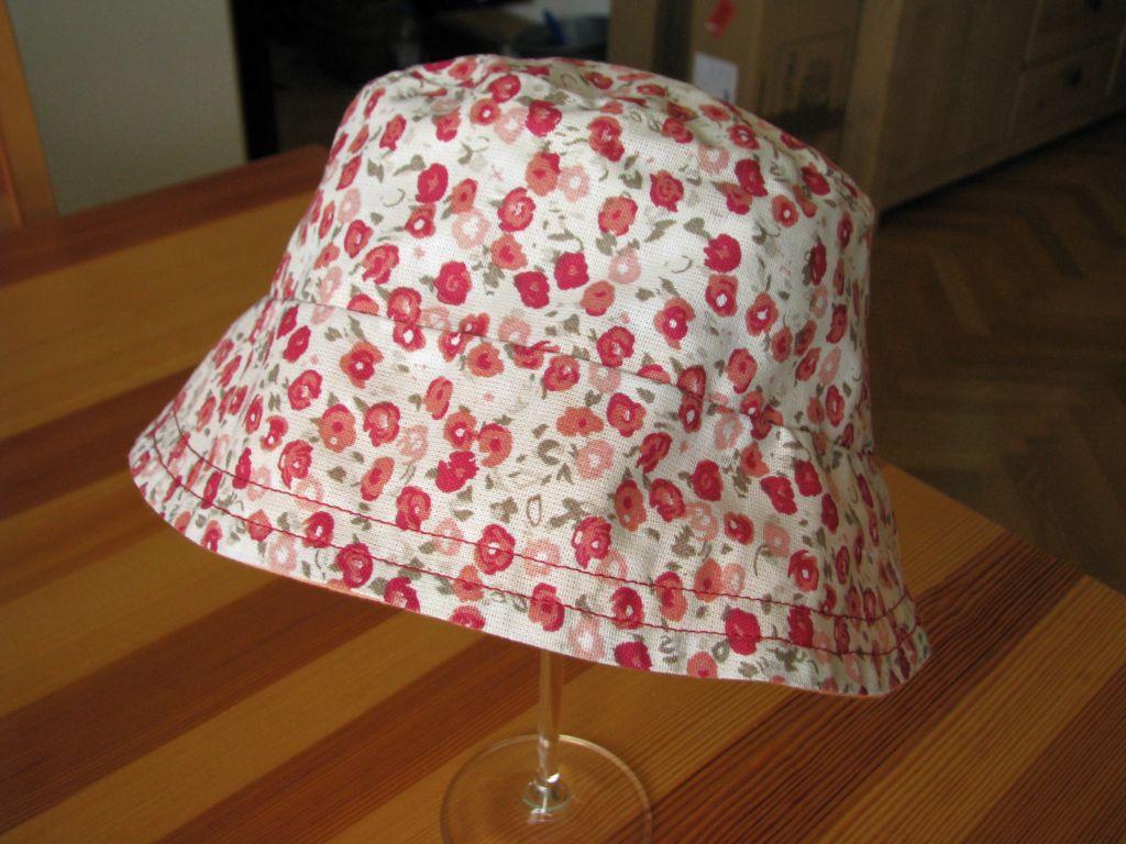 Oboustranný dětský klobouček 5   Zboží prodejce Kulíškoviny  3832c11414
