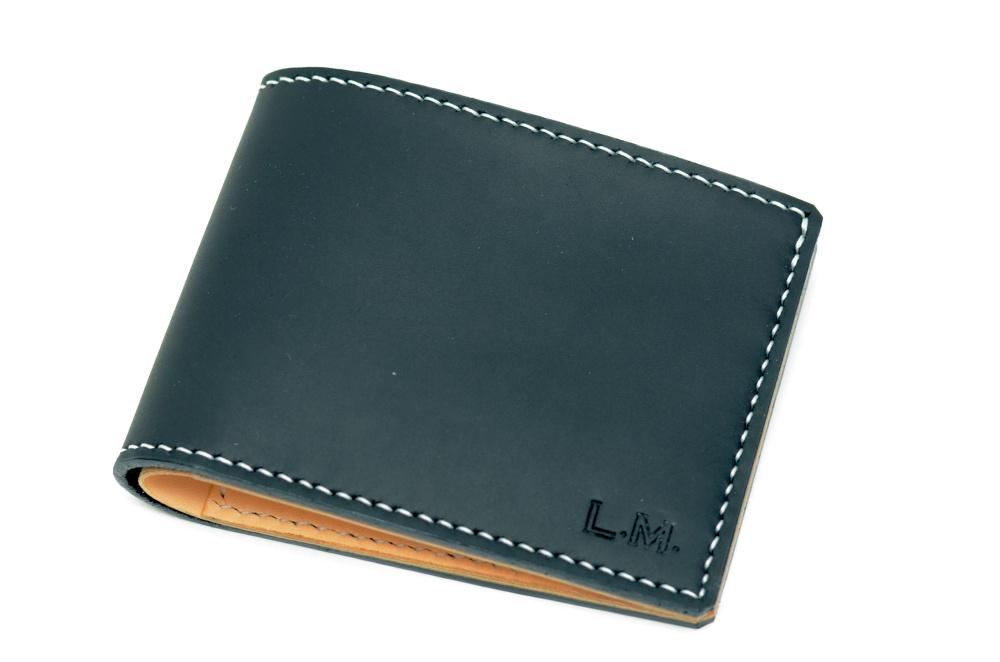 Kožená peněženka pánská s monogramem (i bez  )   Zboží prodejce Fi ... 04eb9e7698