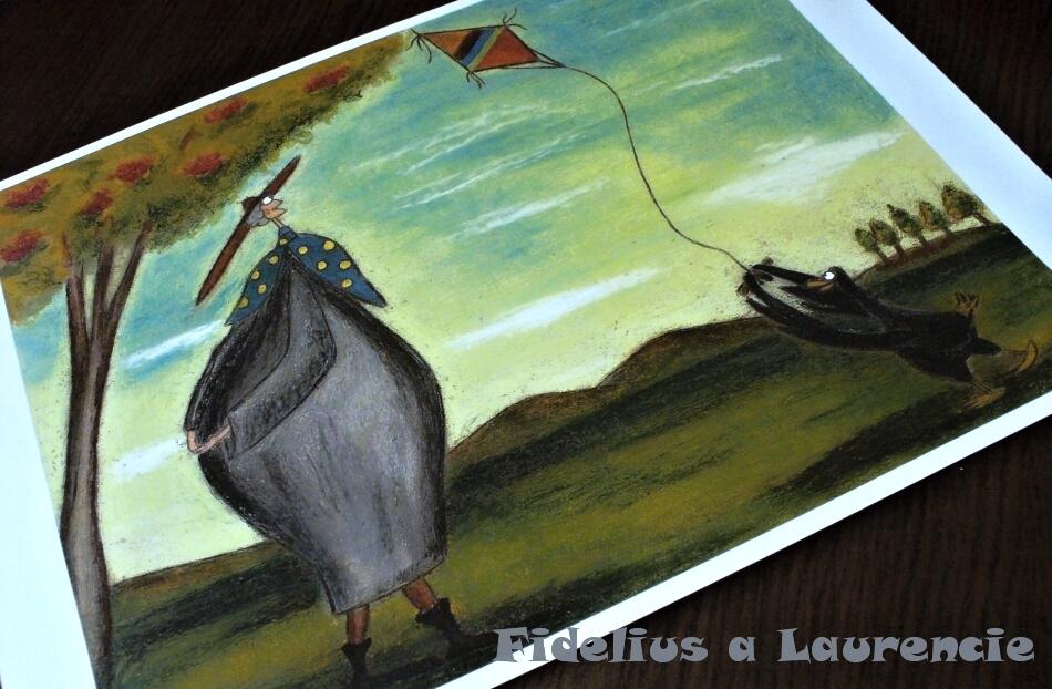 Laurencie Pousti Draka Reprodukce Zbozi Prodejce Fidelius A