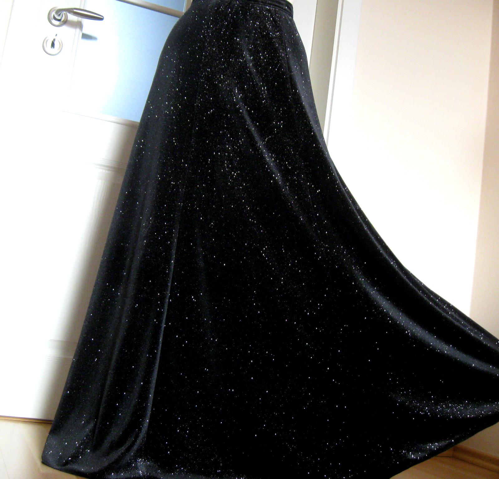 Noční obloha... dlouhá společenská sukně   Zboží prodejce Darueli ... 91c41f55c1