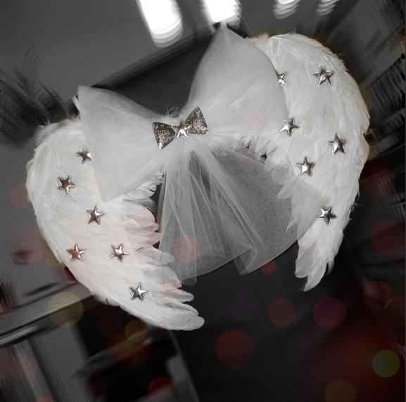 Andělská křídla pravé peří •pro děti i dospělé•   Zboží prodejce ... cd7aac1859