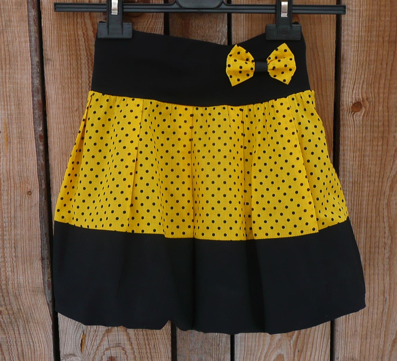 Dětská balónková - žlutý puntík   Zboží prodejce kimi.kucerova  7c5294c57a