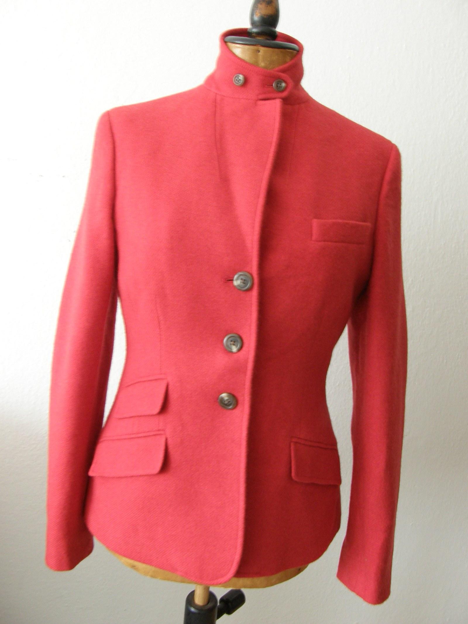 6d26306a48 krásné vlněné sako Ralph Lauren   Zboží prodejce Tolaja