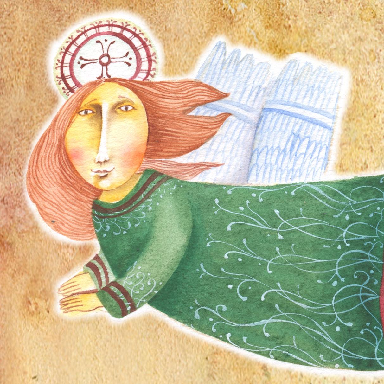 bb1982f179 Vánoční pohlednice sada 6 + 1 ks   Zboží prodejce Dýně na Pařezu ...