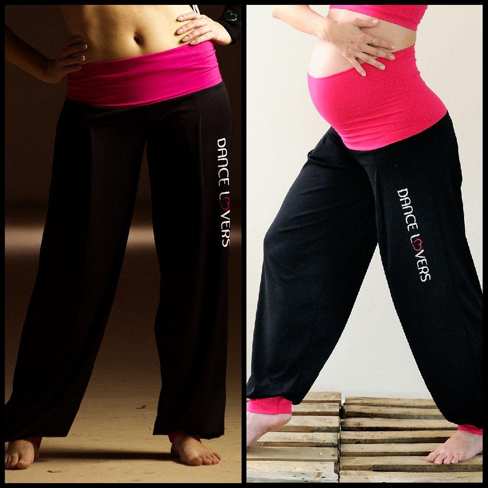 c7a183df5b8 Sportovní funkční kalhoty Roll black raspberry   Zboží prodejce ...