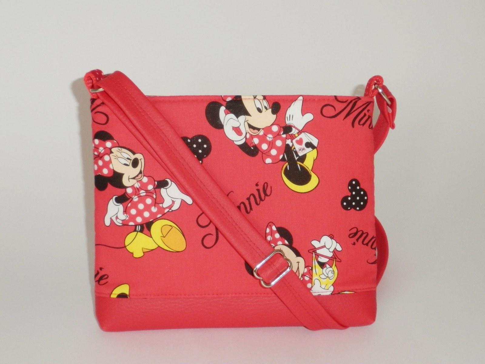 dětská kabelka Minnie červená   Zboží prodejce Norika Style  296dbedd023