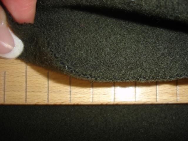 5c02fc9ede98 flauš na kabáty   Zboží prodejce Svět látek