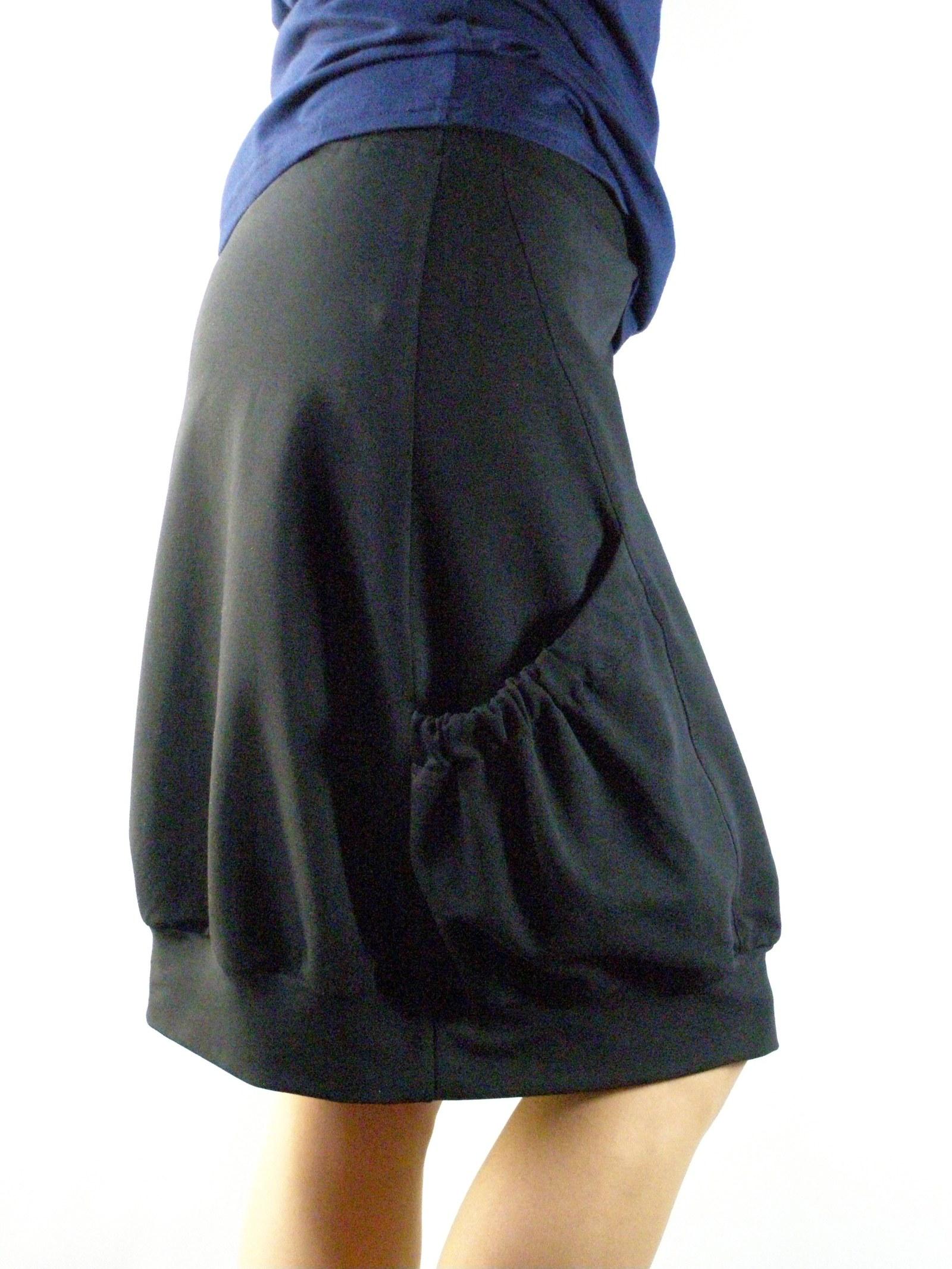 Černá sukně   Zboží prodejce LaPanika  7c36b60a58d