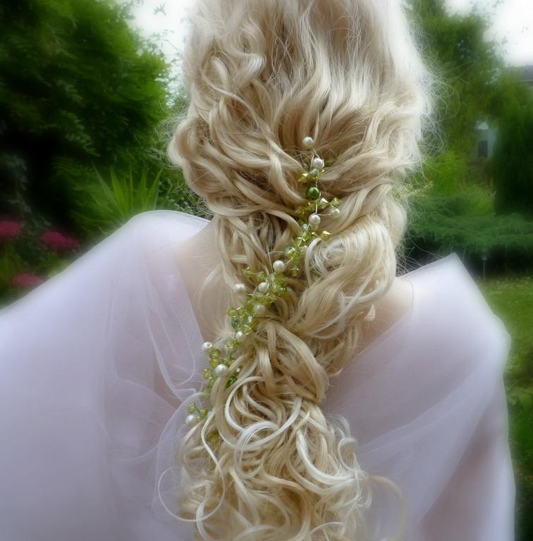 Svatebni Ozdoba Do Vlasu Gabrielle Zbozi Prodejce Kultdesign Fler Cz