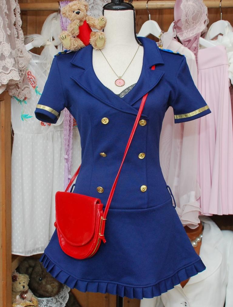 b8dc785d34fb Naprosto boží námořnické šaty v retro stylu   Zboží prodejce ...
