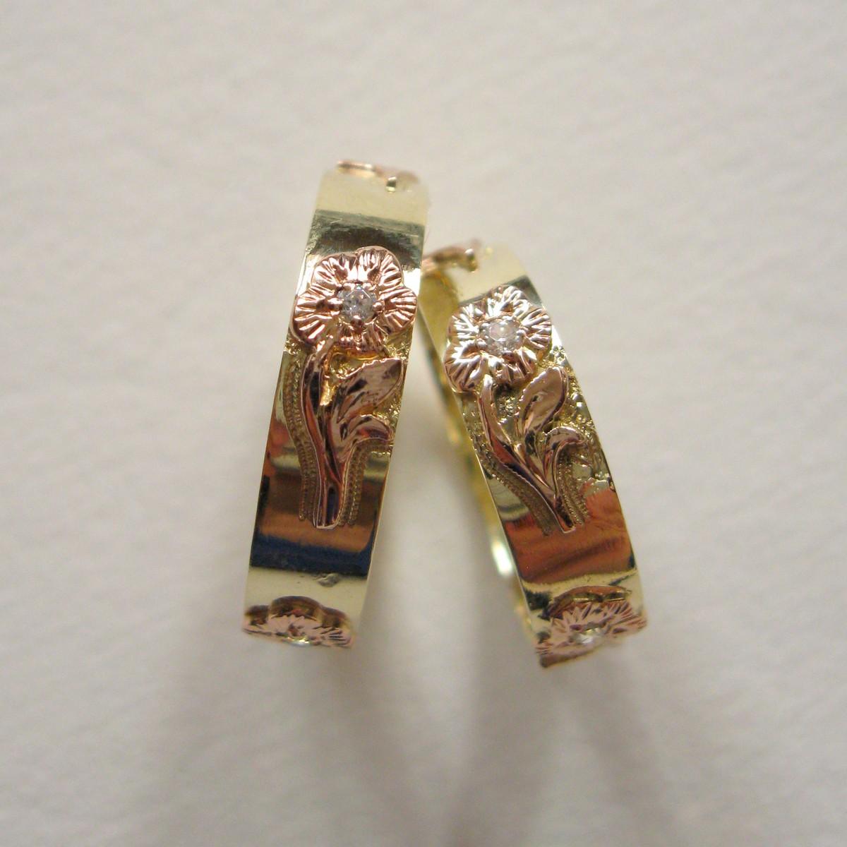 Svatebni Kvetiny Snubni Prsteny Au 585 1000 Zbozi Prodejce