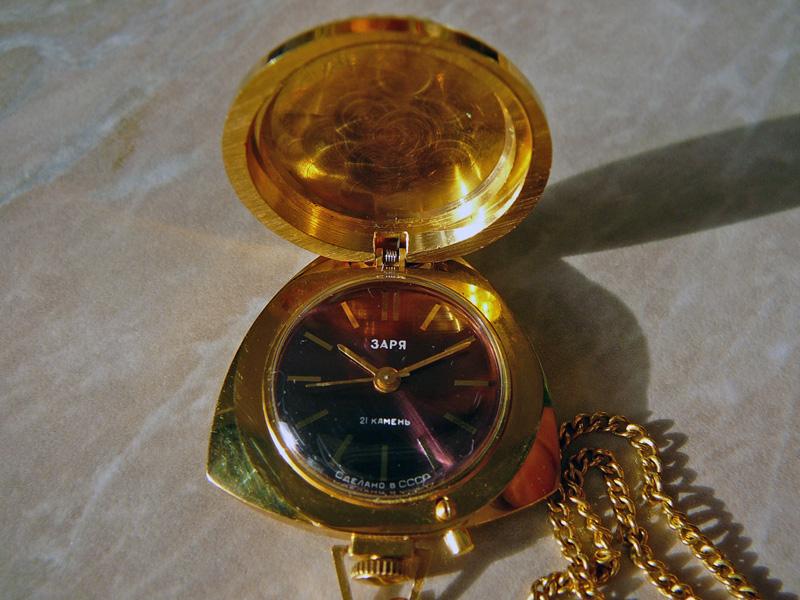 Ruské hodinky zn. Zarja   Zboží prodejce žirečka  b68a2289ceb