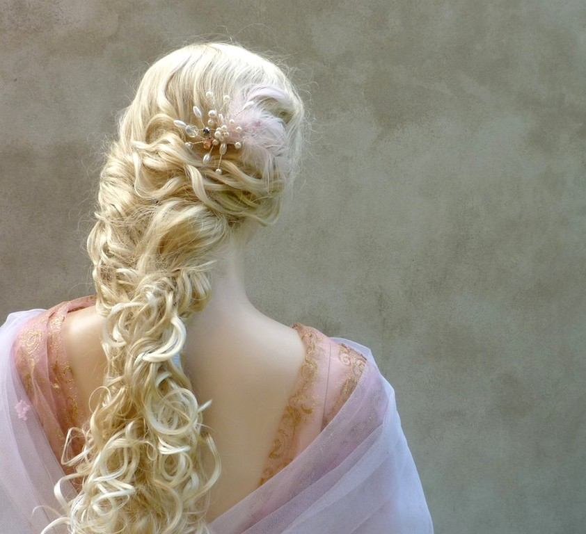 7d811f164b5 Svatební ozdoba do vlasů Sestrella   Zboží prodejce kultdesign