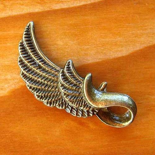 Křídlo 3cm - Bronzové