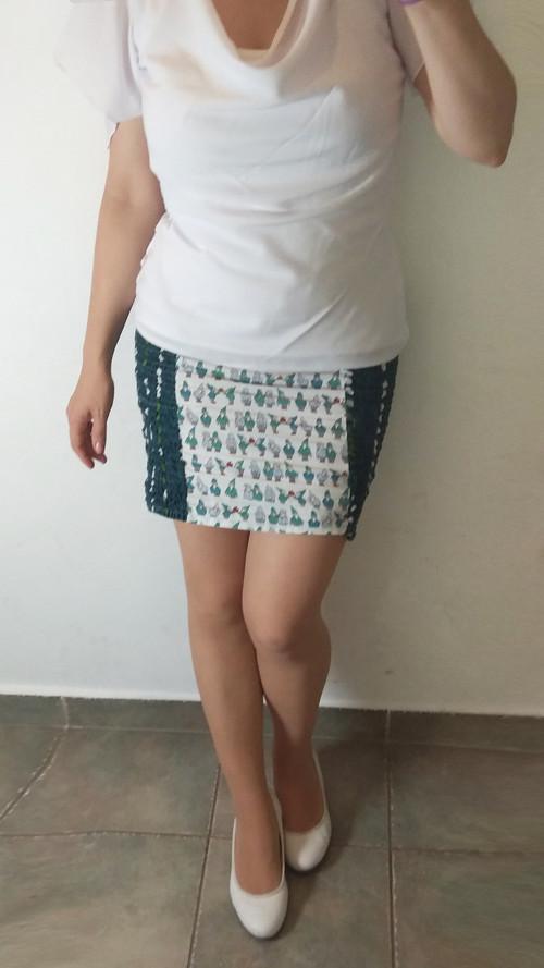 Přizpůsobivá sukně s trpaslíky