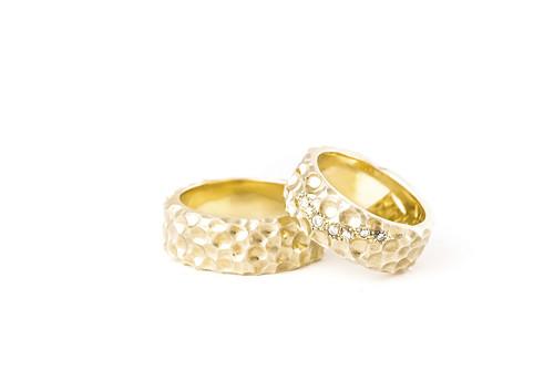 Snubní prsteny Aloha