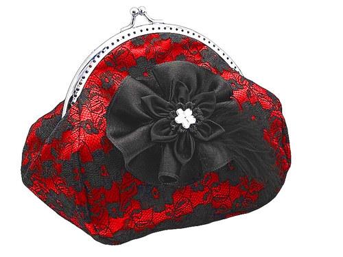 společenská kabelka , dámská kabelka 0855M