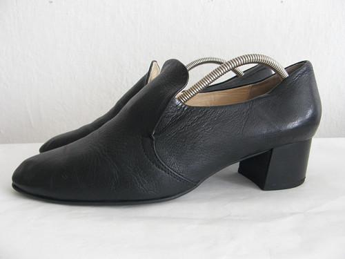 kožené boty hógl 5 a půl