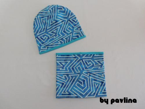 Chlapecký oboustranný setík - Labyrint