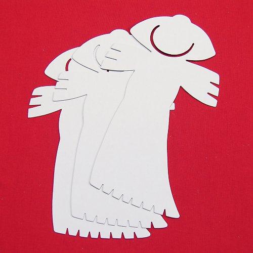 Andělský anděl 3ks