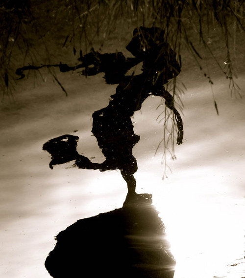 Muz na rece