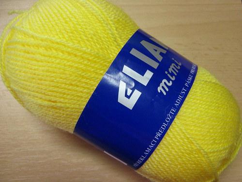 Elian MIMI žlutá