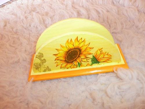 Ubrouskovník - slunečnice