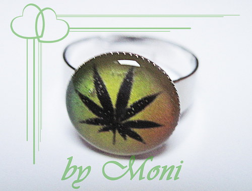 Prstýnek marihuana