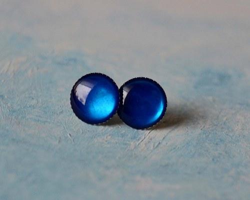 Modré jako studánky