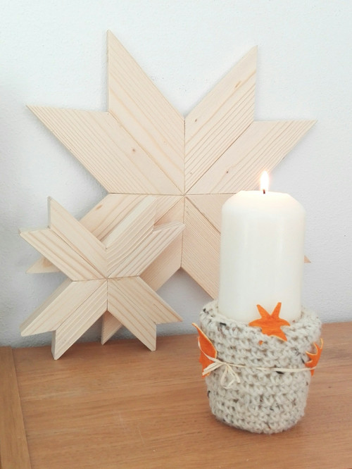 Vianočné hviezdy - set