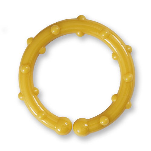 Klip na hračku / žlutý
