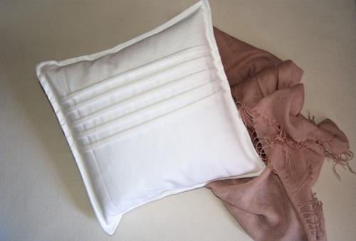 Povlak na polštář Ice Time White No.3 - 30 x 30 cm