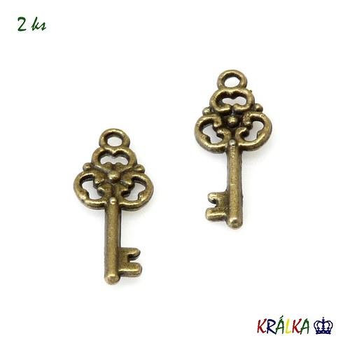 Přívěsek klíček