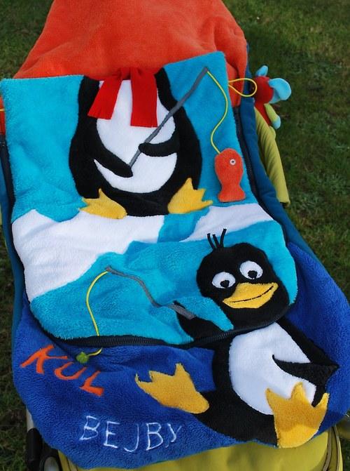 """Draví tučňáci na lovu - z edice \""""ZOO\"""""""
