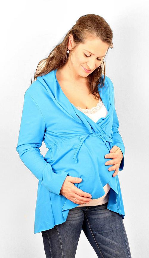 3v1 Těhotenský kabátek dl. rukáv - 76 barev
