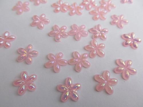 Kytičky - 10 mm - růžové - 25 ks/bal.