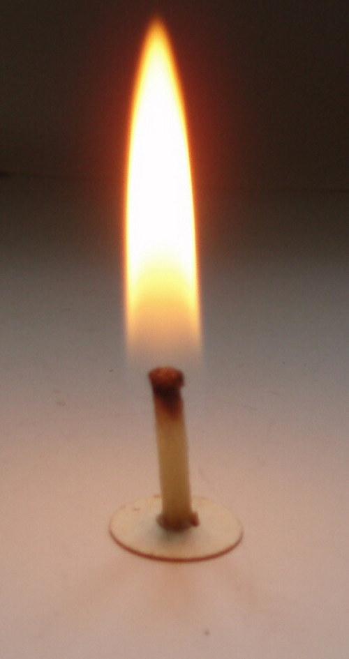 RARITA - MINI svíčky s pinzetkou - 30.tá léta