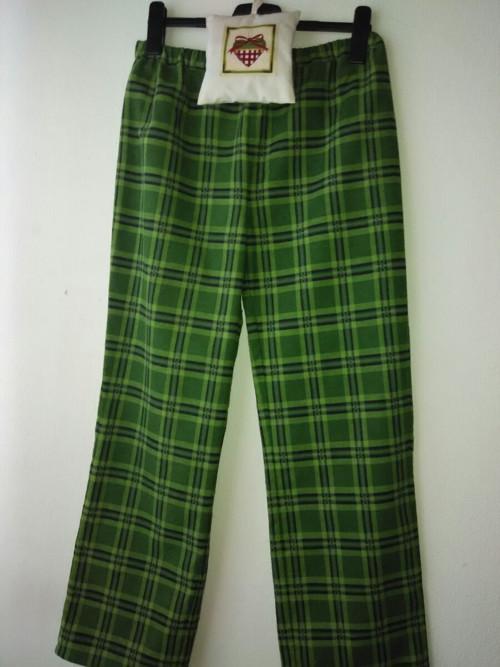 Dámské kalhoty-výběr látek,pro volný čas, na spaní
