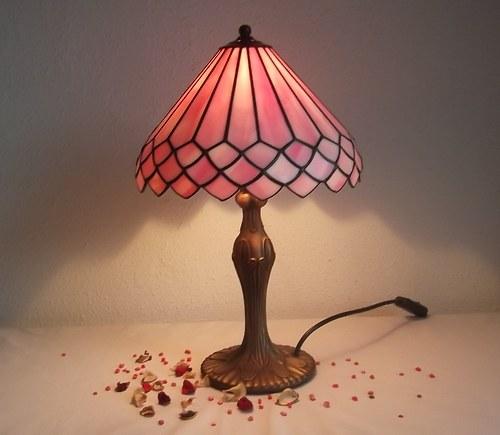 Tiffany lampa RONDELL