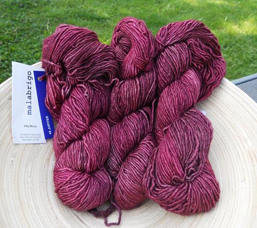 Silky Merino-JUPITER, 137m/50g(hedvábí/merino)